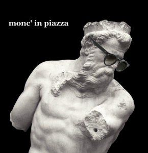 logo Monc ' in Piazza