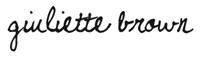 Giuliette Brown